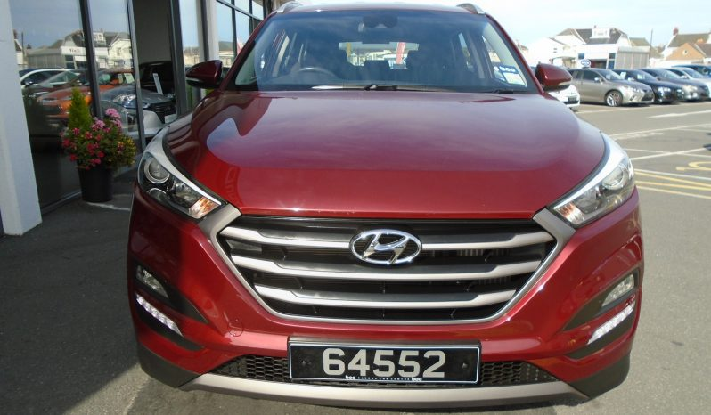 15 Hyundai Tucson 1.7 CRDi Premium 5dr Estate Manual Ref: U01217/64552 full
