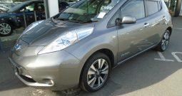 15 Nissan Leaf Tenka Electric 5dr Hatchback Automatic Ref: U01237/65175