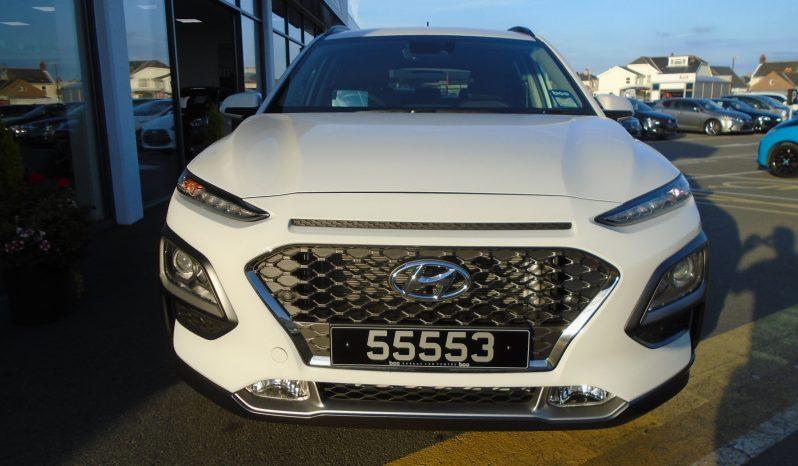 17 Hyundai Kona 1.0 TGDi Premium SE 5dr SUV Manual Ref: N01407/55553 full