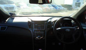 16 Hyundai i30 1.6 Turbo GDi 5dr Hatchback Manual Ref: U01252/65877 full