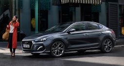 Hyundai i30 Fastback range from £17195