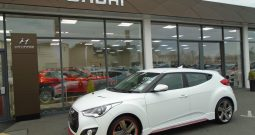 12 Hyundai Veloster 1.6 Turbo SE 3dr Coupe Manual Ref: U01270/21720