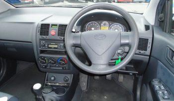 07 Hyundai Getz 1.4 CDX 5dr Hatchback Manual Ref: U01266/56964 full