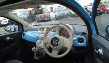 12 Fiat 500 1.2 Lounge 3dr Hatchback Manual Ref: U01250/66289 full