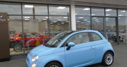 12 Fiat 500 1.2 Lounge 3dr Hatchback Manual Ref: U01250/66289