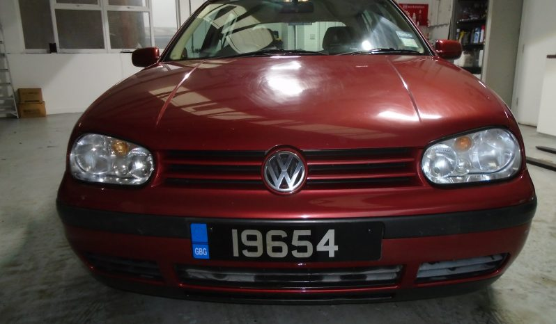 98 VW Golf 1.9SE TDi 5dr Hatchback Ref: U01287/19654 full