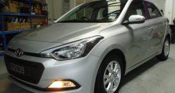 17 Hyundai i20 1.4 SE 5dr Hatchback Automatic Ref: U01294/52539
