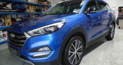 18 Hyundai Tucson 1.6 TGDi Go! SE 5dr SUV Automatic Ref: N01483/65889