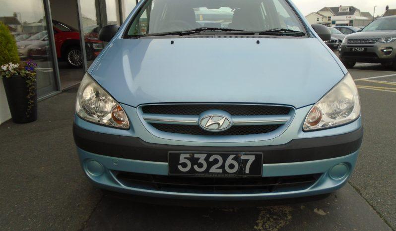 06 Hyundai Getz 1.4 Gsi 5dr Hatchback Automatic Ref: U01289/53267 full