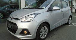 14 Hyundai i10 1.2 SE 5dr Hatchback Automatic Ref: U01272/63726