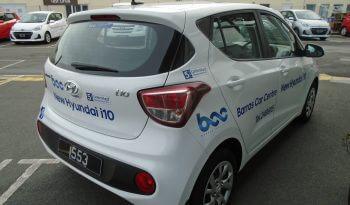 18 Hyundai i10 1.0 SE 5dr Hatchback Manual Ref: N01488/1553 full
