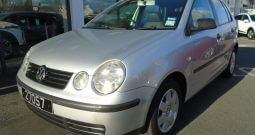 04 VW Polo 1.2 Twist 5dr Hatchback Manual Ref: U01299/27057