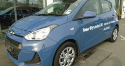 18 Hyundai i10 1.0 SE 5dr Hatchback Manual Ref: N01485/36219