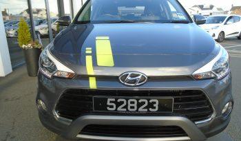 16 Hyundai i20 1.0 T-GDI 100PS ACTIVE 5dr Hatchback Manual Ref:U01300/52823 full