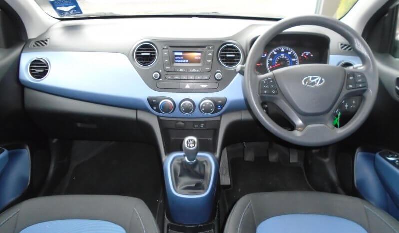 14 Hyundai i10 1.0 SE 5dr Hatchback Manual Ref: U01310/42436 full