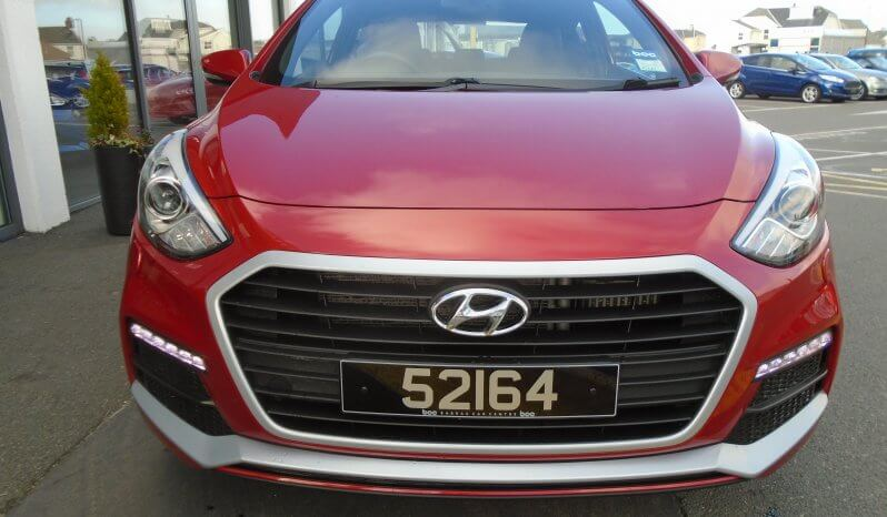 16 Hyundai i30 1.6 T-Gdi Turbo 3dr Hatchback Manual Ref: 52164 full