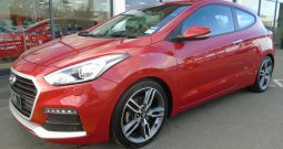 16 Hyundai i30 1.6 T-Gdi Turbo 3dr Hatchback Manual Ref: 52164