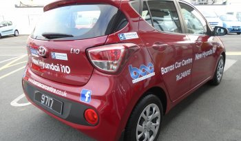 18 Hyundai i10 1.0 SE 5dr Hatchback Manual Ref: N01489/9717 full