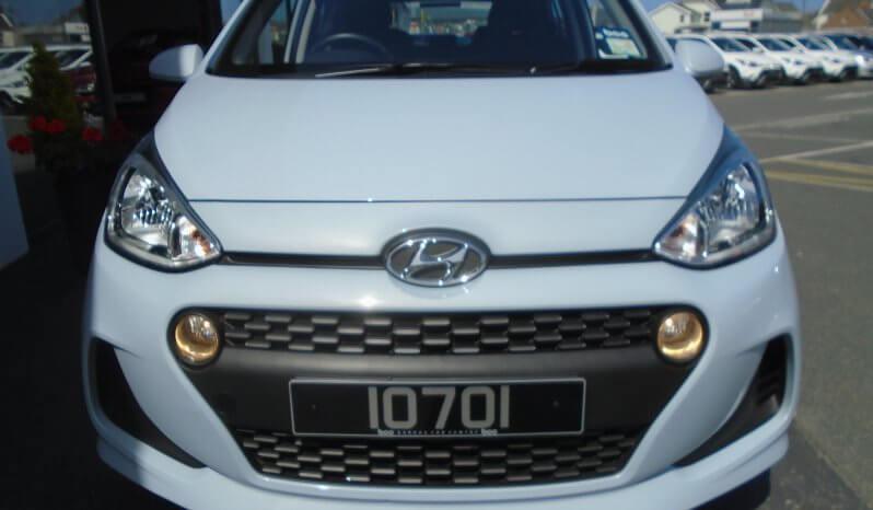 18 Hyundai i10 1.2 SE 5dr Hatchback Automatic Ref: U201971/10701 full