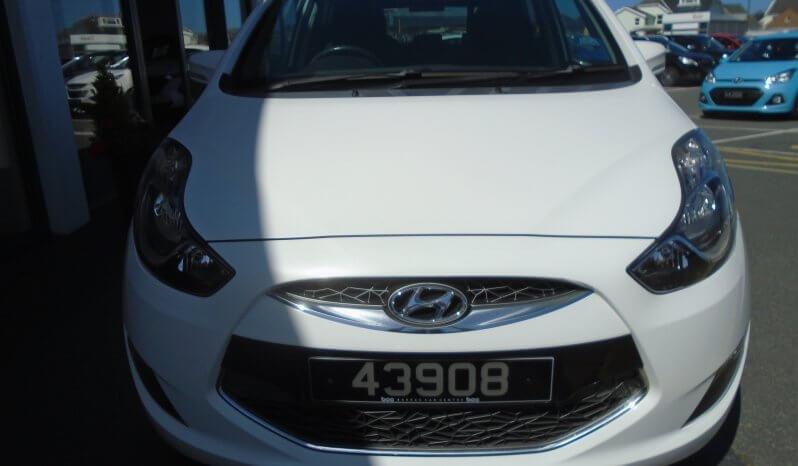 11 Hyundai ix20 1.6 Style 5dr MPV Automatic Ref: U201944/43908 full