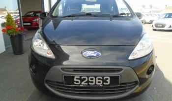 10 Ford KA 1.2 Style + 3dr Hatchback Manual Ref: U2019117/52963 full