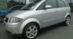 01 Audi A2 1.6 SE 5dr Hatchback Manual Ref: U2019136/78058