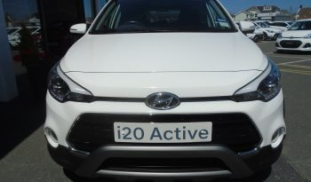 16 Hyundai i20 1.0 TGDi Active 5dr Hatchback Manual Ref: U201922/51687 full