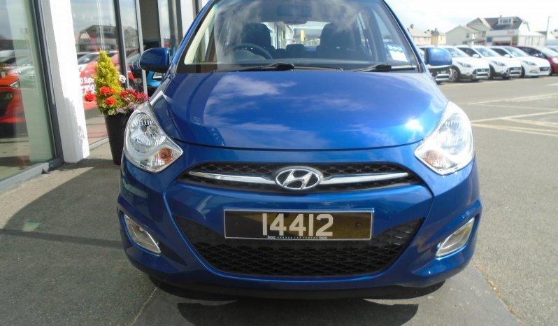 13 Hyundai i10 1.2 Active 5dr Hatchback Automatic Ref: U2019159/14412 full