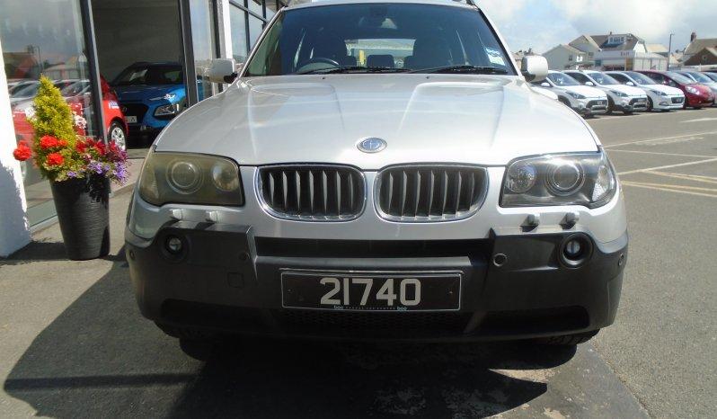 04 BMW X3 3.0 Sport 5dr SUV Automatic Ref: U201951/21740 full