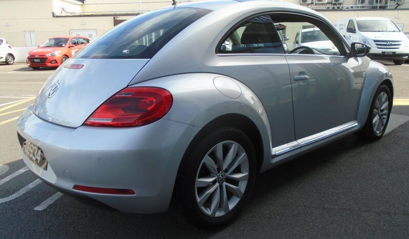15 VW Beetle 1.2 Design T 3dr Hatchback Automatic Ref: U2019139/36934 full