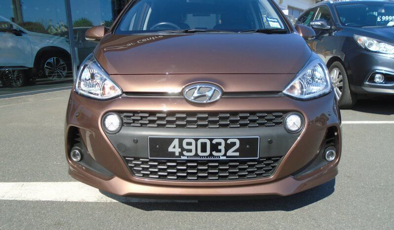 17 Hyundai i10 1.0 Premium 5dr Hatchback Manual Ref: U2019167/49032 full