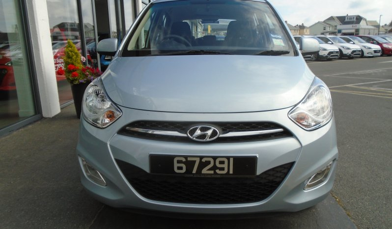 13 Hyundai i10 1.2 Active 5dr Hatchback Manual Ref: U2019168/67291 full