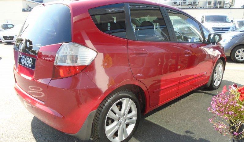 10 Honda Jazz 1.4 EX 5dr Hatchback Automatic Ref: U2019165/78488 full