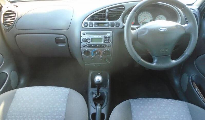 02 Ford Fiesta 1.3 Freestyle 5dr Hatchback Manual Ref: U2019177/65728 full