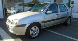 02 Ford Fiesta 1.3 Freestyle 5dr Hatchback Manual Ref: U2019177/65728