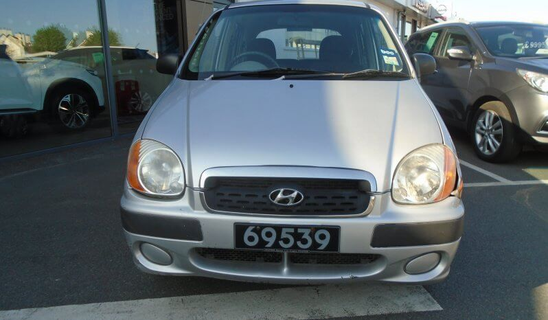 03 Hyundai Amica 1.0 Si 5dr Hatchback Manual Ref: U2019174/69539 full