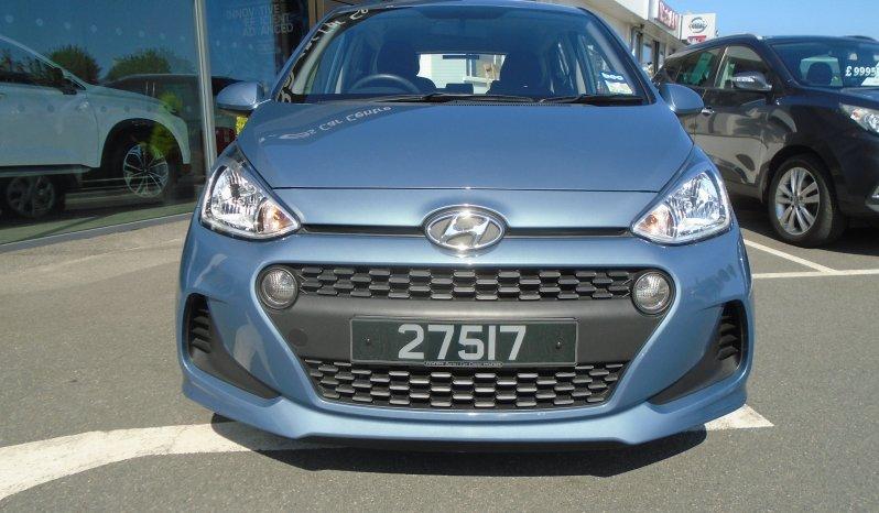 17 Hyundai i10 1.0 SE 5dr Hatchback Manual Ref: U20199/27517 full