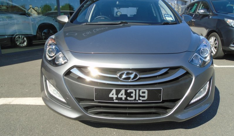 12 Hyundai i30 1.4 Active 5dr Hatchback Manual Ref: U2019187/44319 full