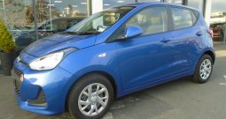 19 Hyundai i10 1.2 SE 5dr Hatchback Manual Ref: U2019143/3497