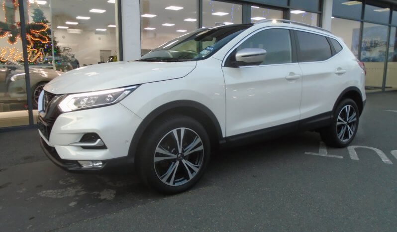 18 Nissan Qashqai 1.6 Tekna Plus Dig-T 5dr Hatchback Manual Ref: U2019205/47451 full