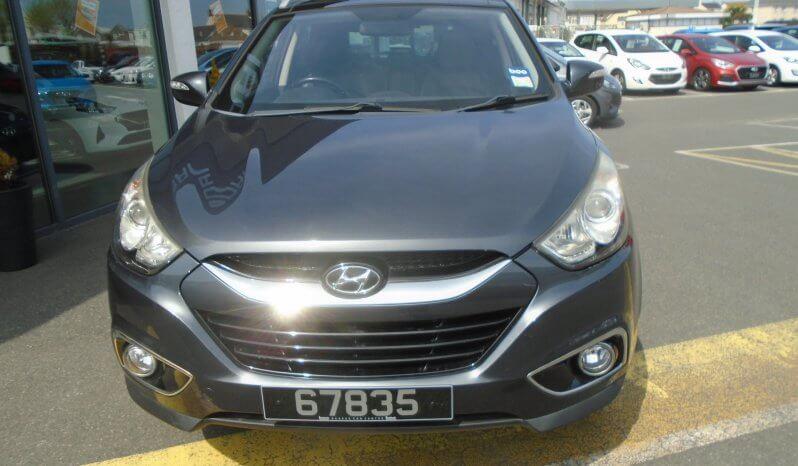 11 Hyundai ix35 1.7 CRDi Premium 5dr SUV Manual Ref: U2019212/67835 full