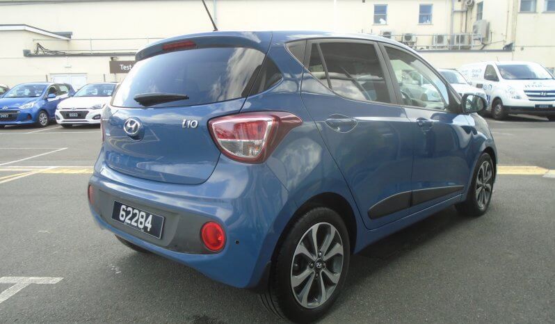 17 Hyundai i10 1.2 Premium SE 5dr Hatchback Manual Ref: U2019267/62284 full