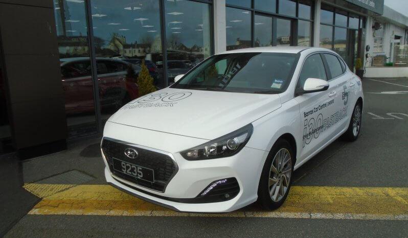 19 Hyundai i30 1.4 SE NAV 5dr Fastback Automatic  Ref: U2019286/9235