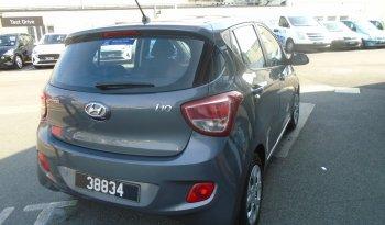 14 Hyundai i10 1.0 SE 5dr Hatchback Manual Ref: U2019317/38834 full