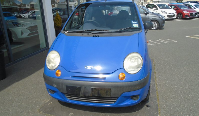 04 Daewood Matiz 1.0 5dr Hatchback Manual Ref: U2019268/49647 full