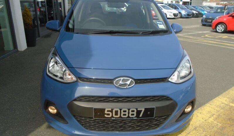 16 Hyundai i10 1.2 SE 5dr Hatchback Automatic Ref: U2019275/50887 full