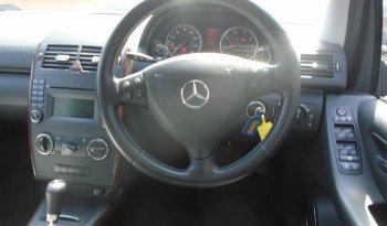 09 Mercedes Benz A180 1.7 Elegance 5dr Hatchback Automatic Ref: U2019303/56934 full