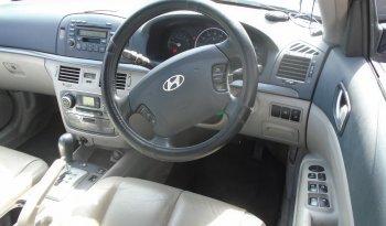 06 Hyundai Sonata 3.3 V6 4dr Saloon Automatic Ref: U2019300/59340 full