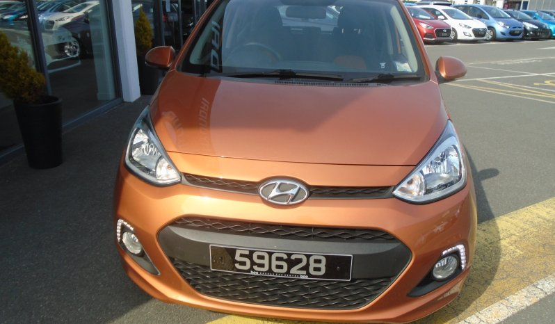 14 Hyundai i10 1.2 Premium 5dr Hatchback Manual Ref: U2019321/59628 full