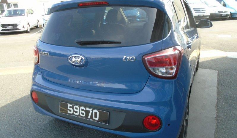 Hyundai i10 1.2 Premium SE 5dr Hatchback Automatic Ref: U2019319/59670 full